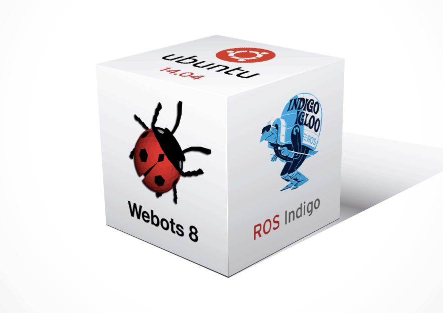 4-Webots-8+ROS-Indigo+Ubuntu-14.04