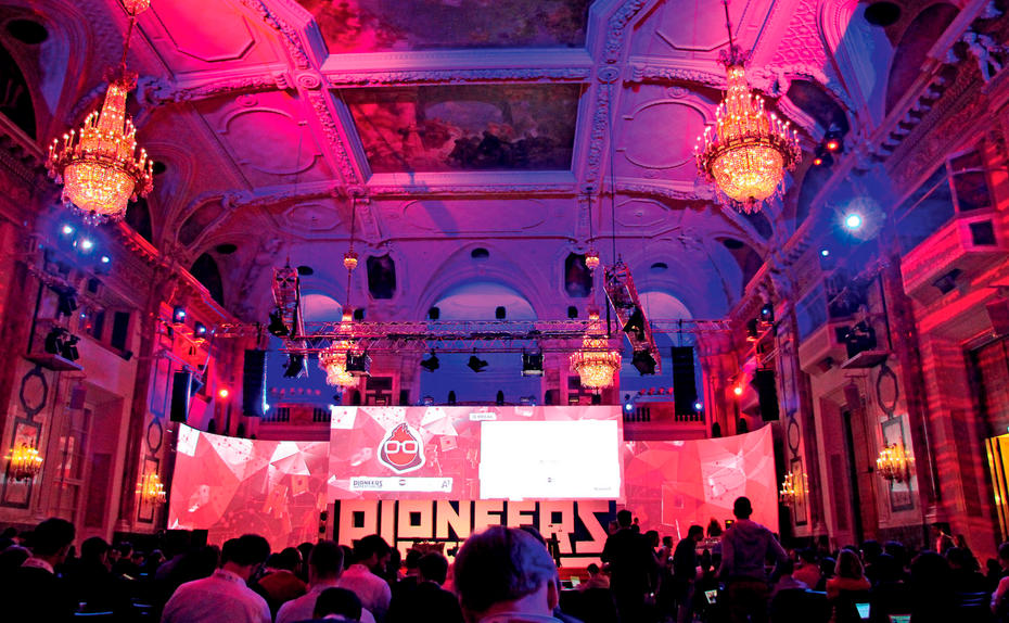 The Construct at Pioneers:looking for investors and fighting to be the Pioneer of the year