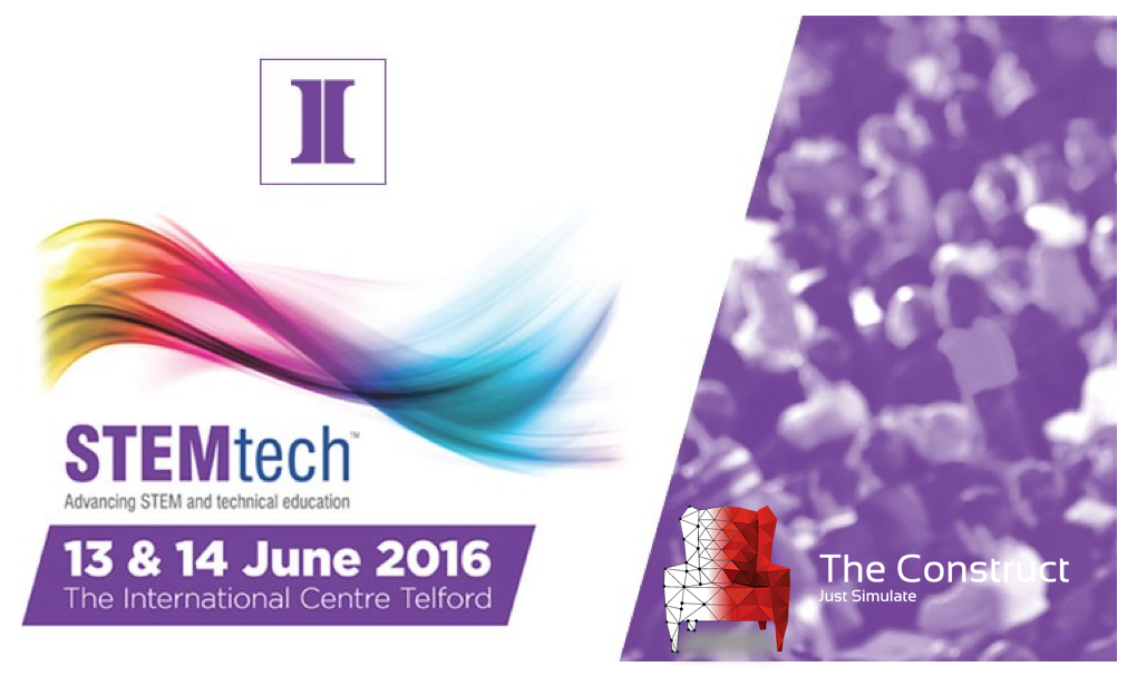 The Construct will participate in the 3rd Annual STEMtech Conference June 2016