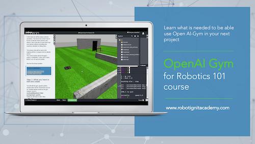 OpenAI Gym for Robotics 101