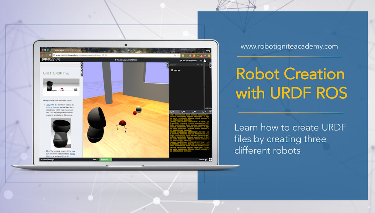 Robot Creation with URDF
