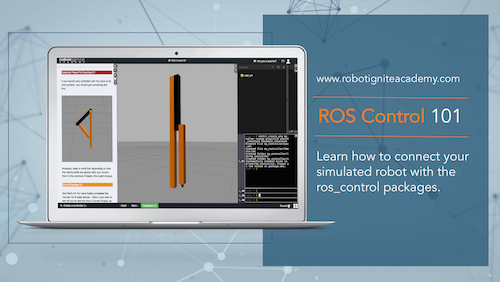 Start Learning ROS Control
