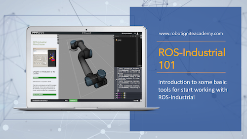 Start Learning ROS Industrial