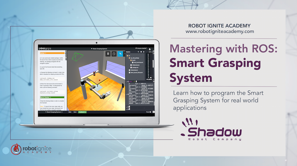 Mastering with ROS: Smart Grasping System