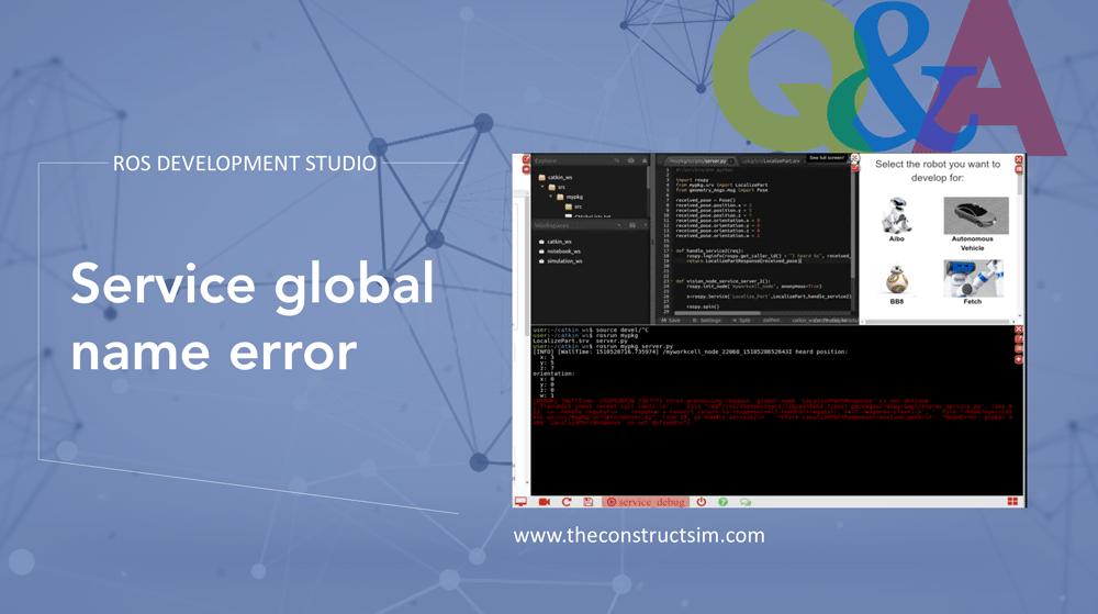 Service-global-name-error