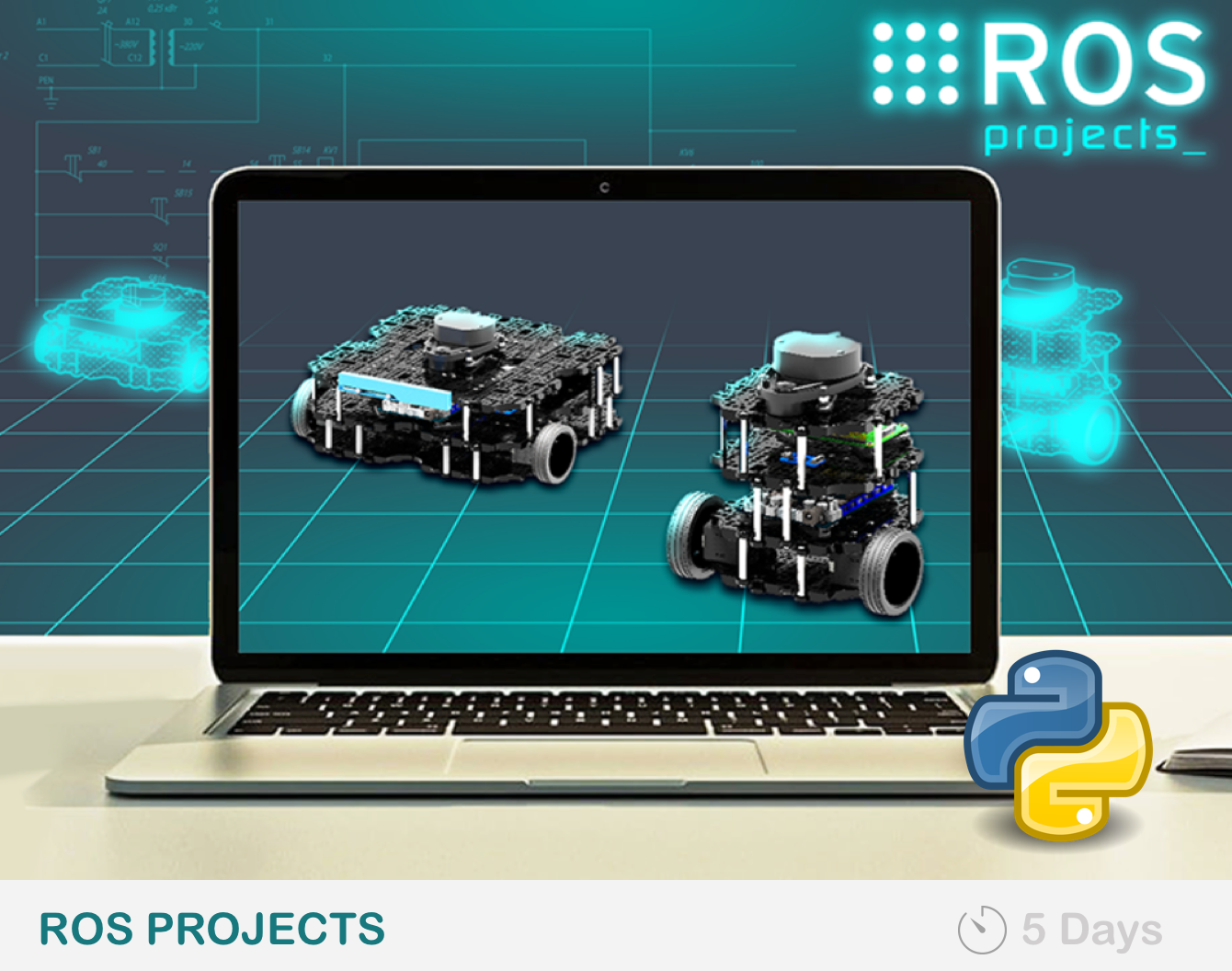 ROS Projects: Turtlebot3