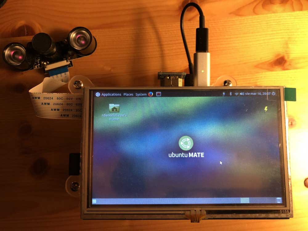How to publish Image Stream in ROS Raspberry Pi Image 1