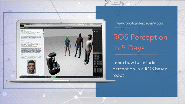 ROS Perception in 5 Days