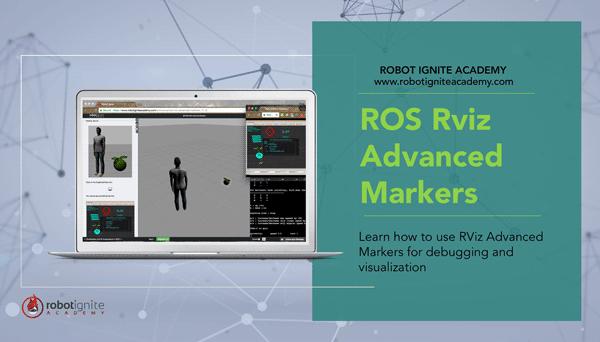 ROS RViz Advanced Markers