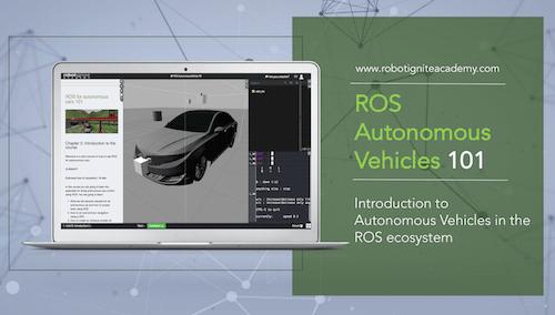 ROS Autonomous Vehicles 101