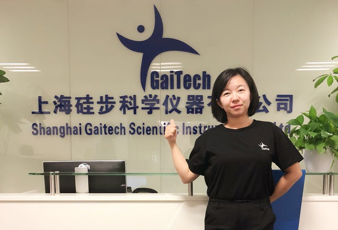 ROS in China with May Zheng from Gaitech