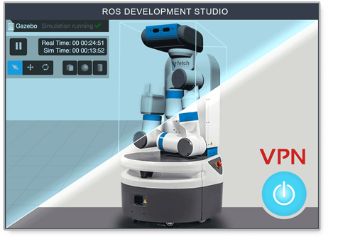 Jumping-from-simulatio-to-real-robot-using-vpn-ROS-DEVELOPMENT-STUDIO