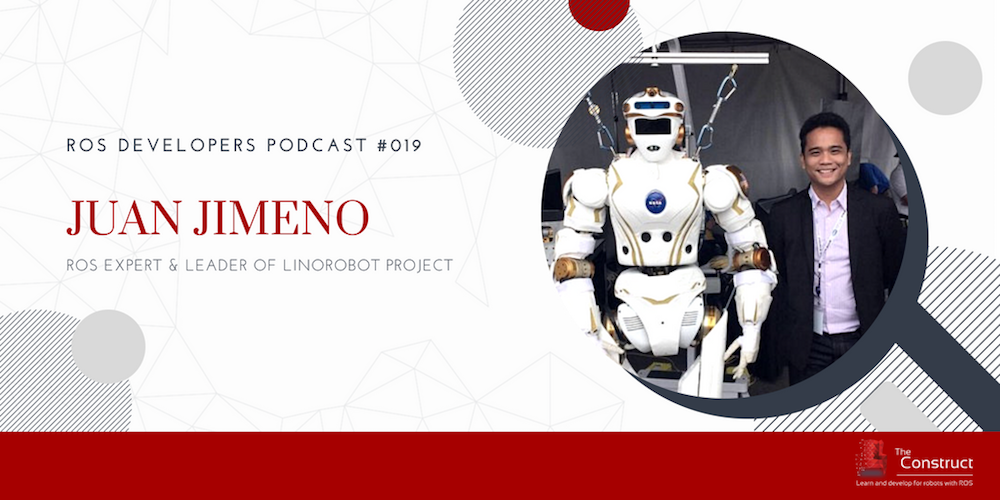 RDP 019: The Linorobot Project With Juan Jimeno