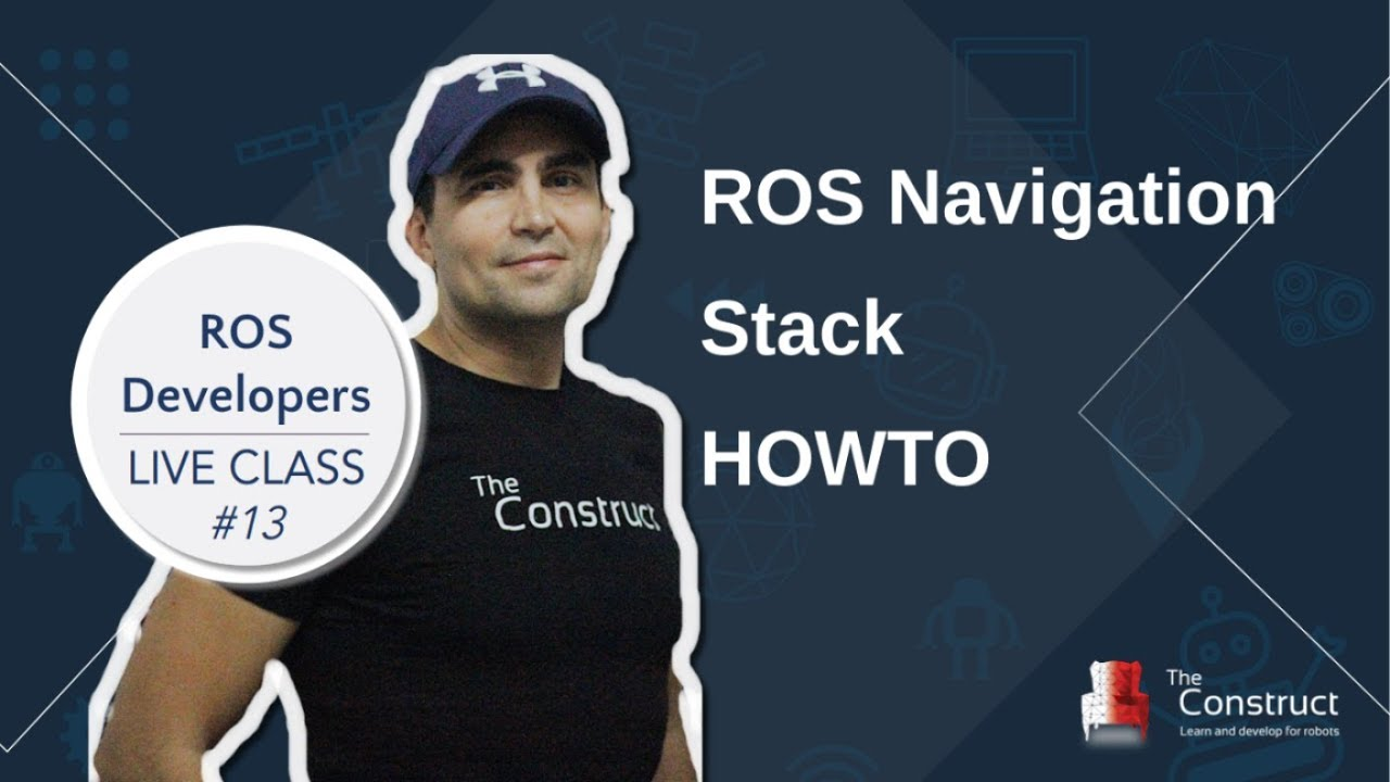 ROS Developers LIVE-Class #13