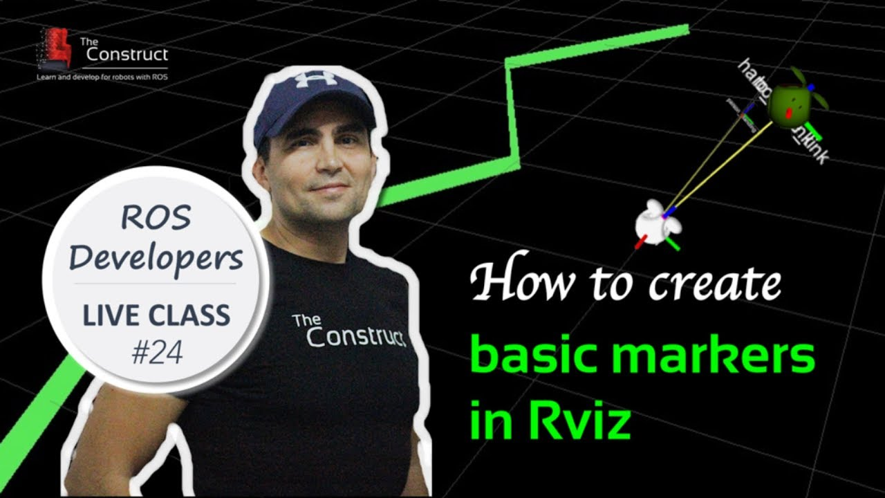 ROS Developers LIVE-Class #24
