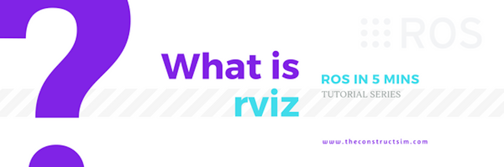 [ROS in 5 mins] 025 – What is Rviz?