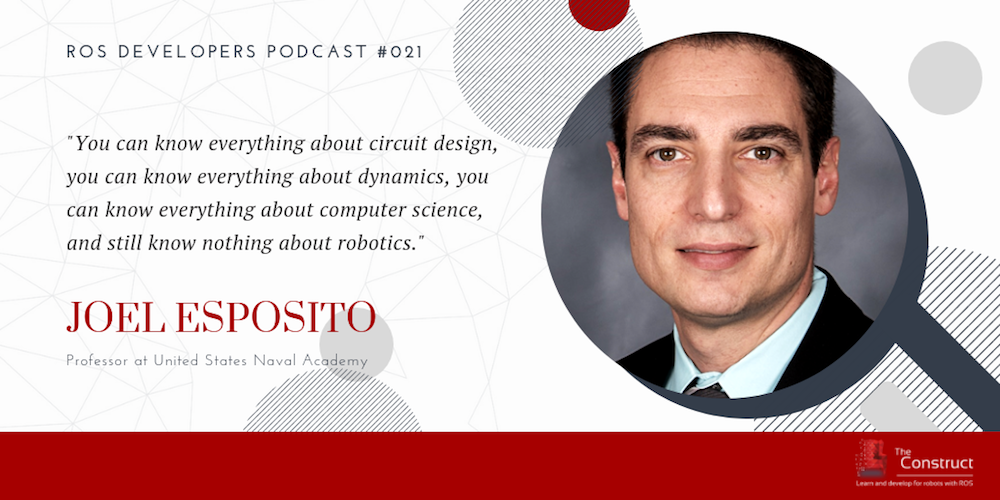 RDP 021: The State of Robotics Education With Joel Esposito