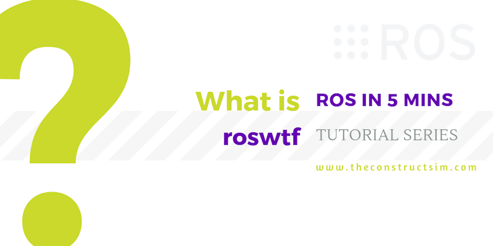 [ROS in 5 mins] 042 - What is roswtf?
