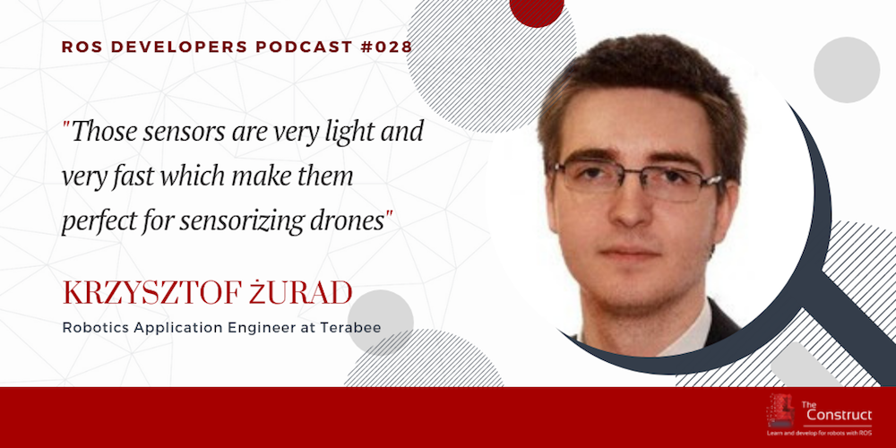 RDP 028- Using Time of Flight Sensors With Krzysztof Zurad