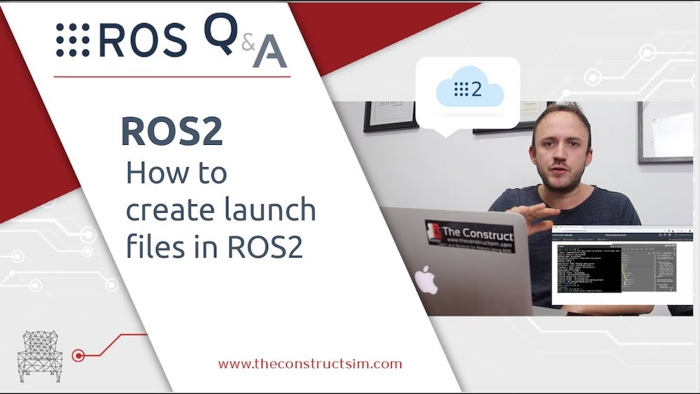 [ROS Q&A] 173 – How to create Launch Files in ROS2