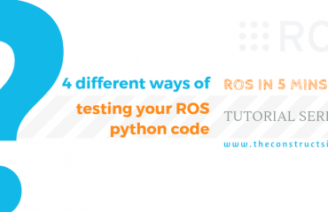 ROS Tutorial: How to solve the error