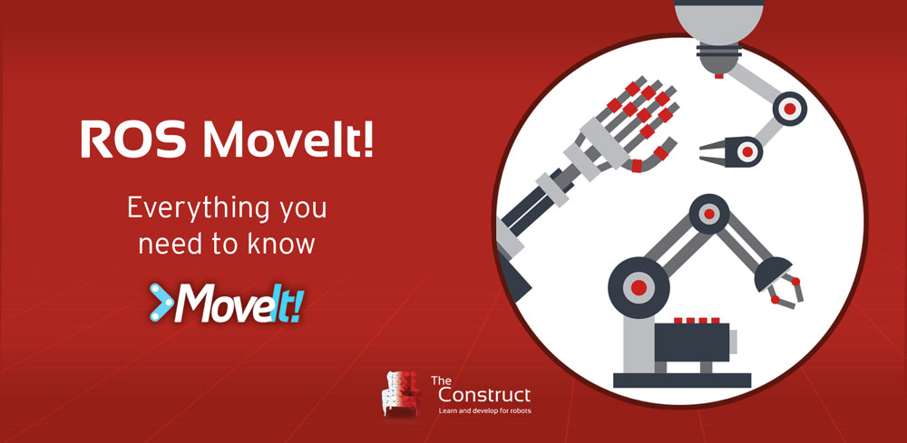What is moveit_ros? All about Movelt! ROS
