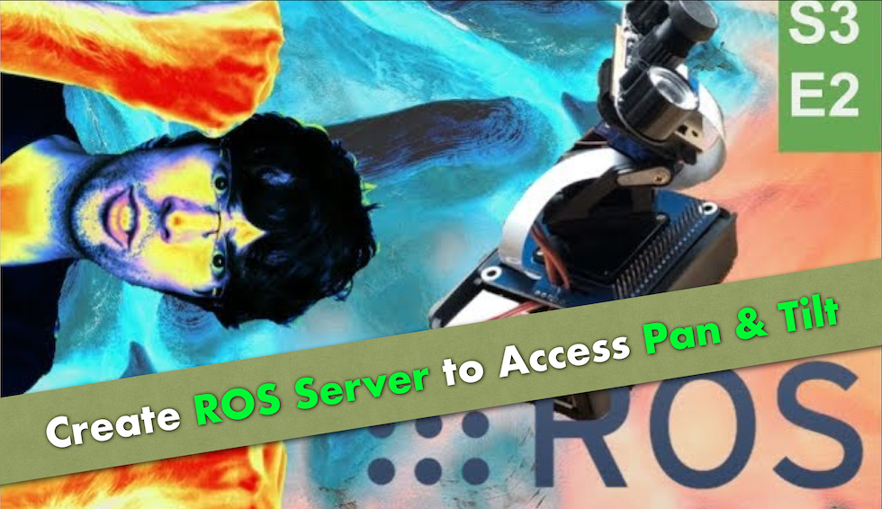 Create ROS Server to Access Pan & Tilt