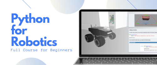 Python for Robotics Course