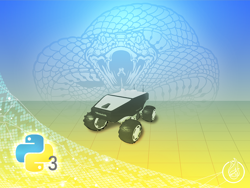 Python for Robotics a full fundamental Python course designed for Robotics!