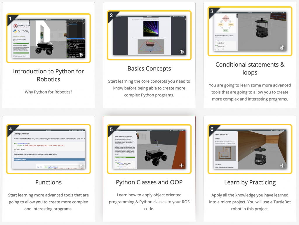 Python-for-robotics-full-course