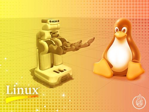 로보틱스용 리눅스