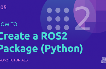 How to create & test a Publisher in ROS2 (Python) | The