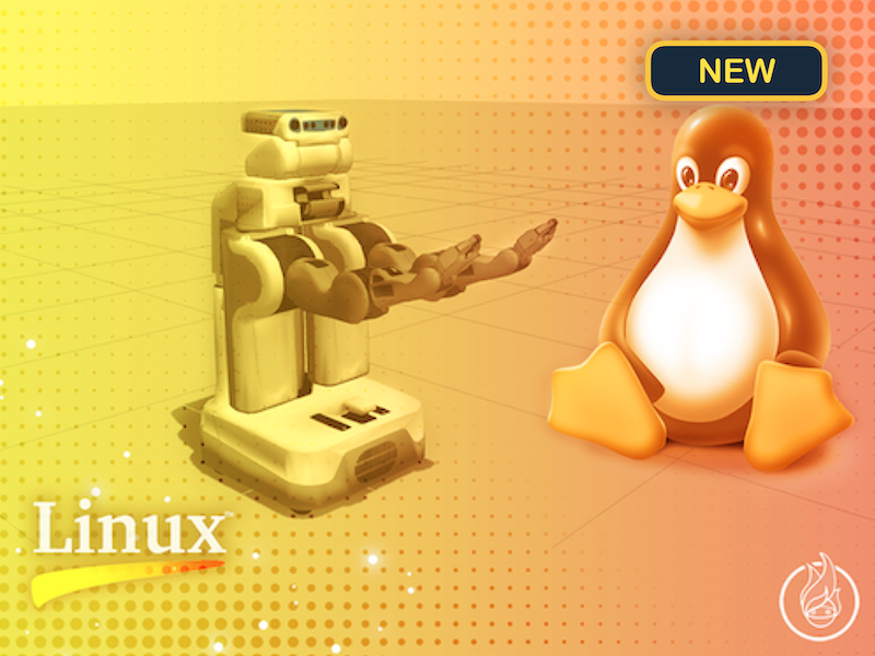 Linux for Robotics技能准备