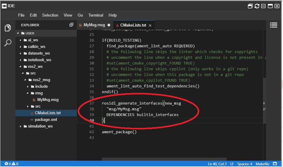 Add custom function to CMakeLists.txt
