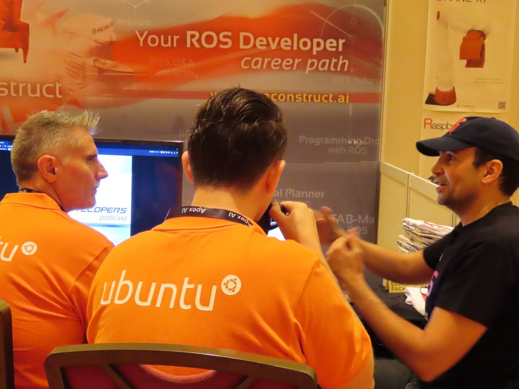 Interviewing the Canonical team about Ubuntu and ROS