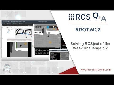 ROS Mini Challenge #2