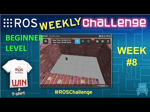 ROS Mini Challenge #8 – Extracting the highest value from laser readings