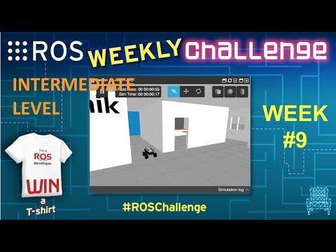 ROS Mini Challenge #9