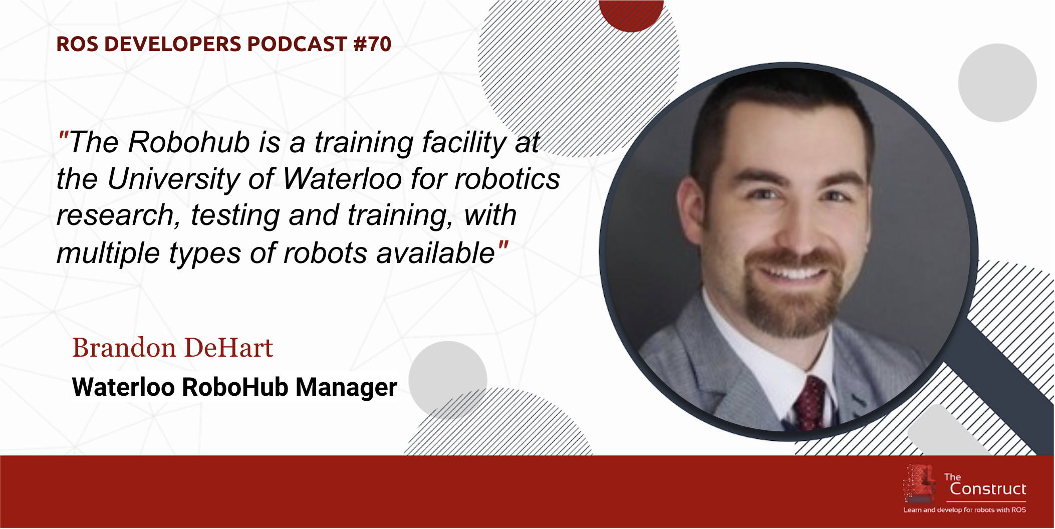 The Hub Of Robots With Brandon DeHart