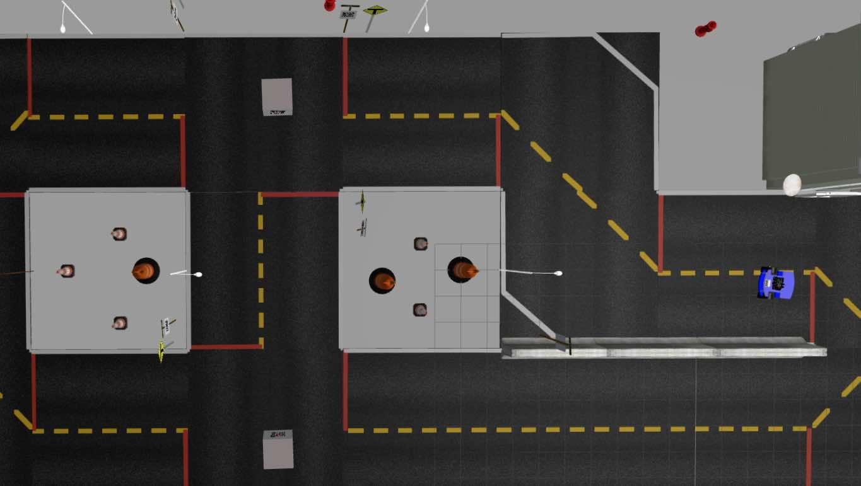 7- Robot Autonomous Navigation ORB SLAM