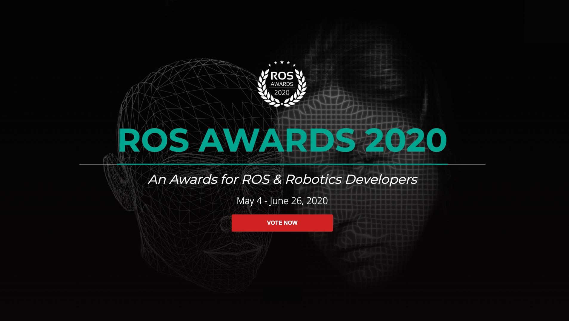 ROS Awards 2020 Results