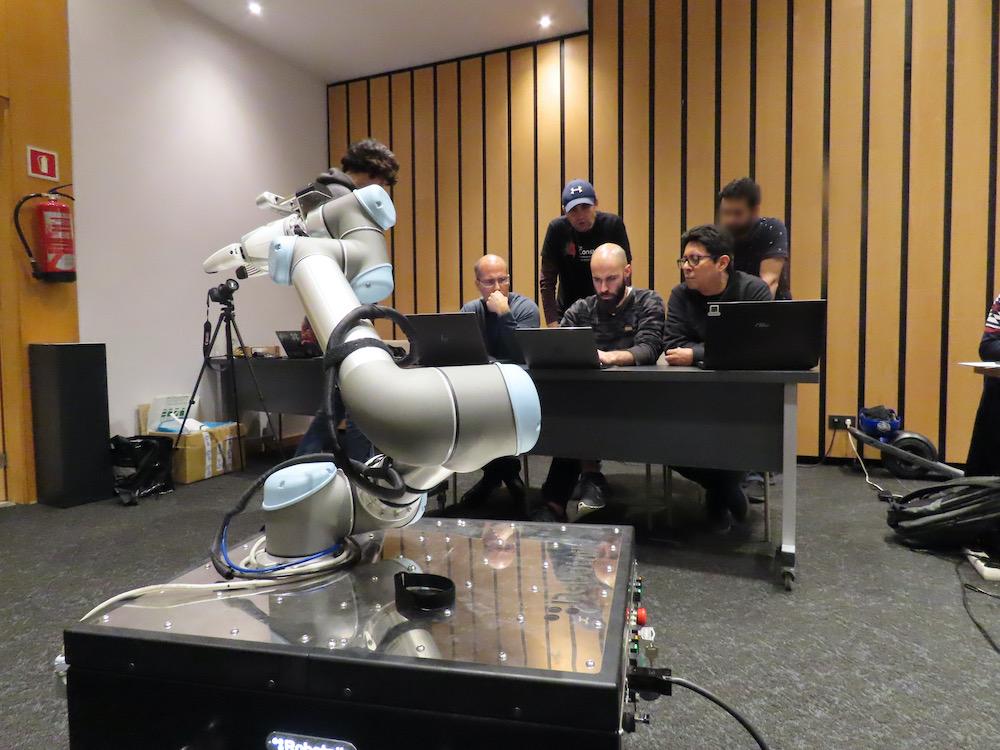 Teaching Robotics With ROS