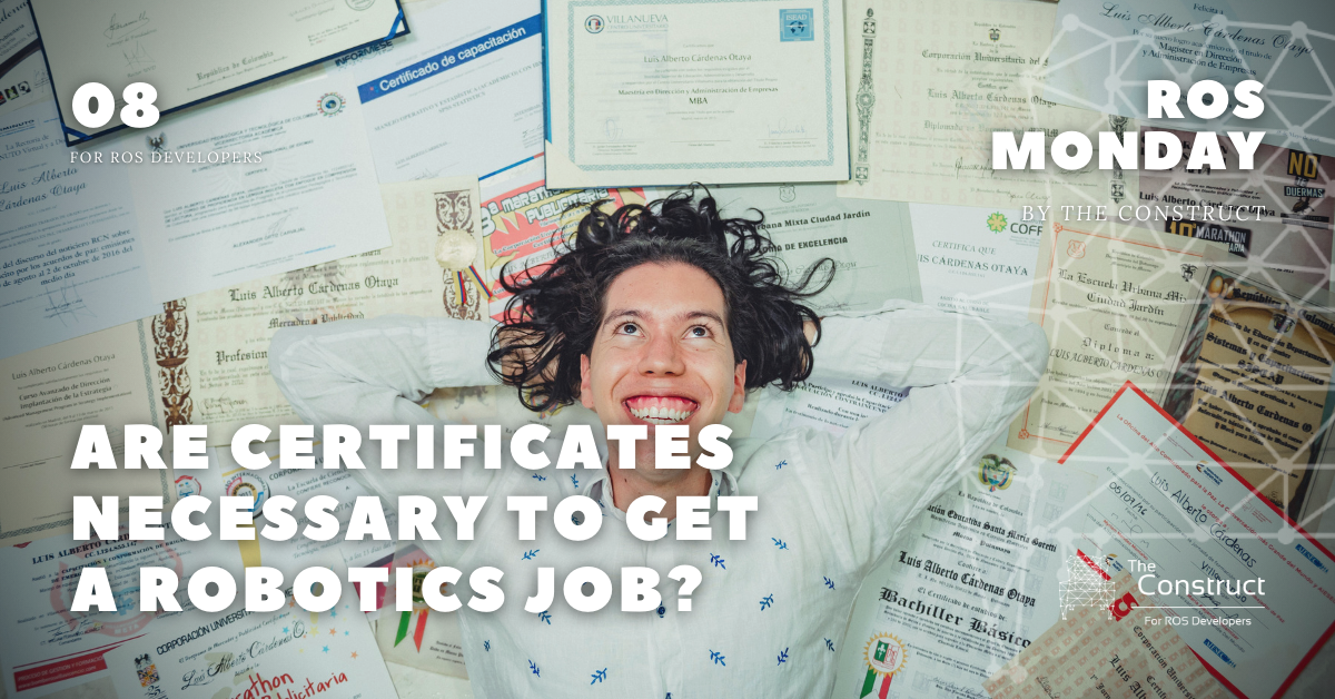 Are Certificates Necessary to Get a Robotics Job?