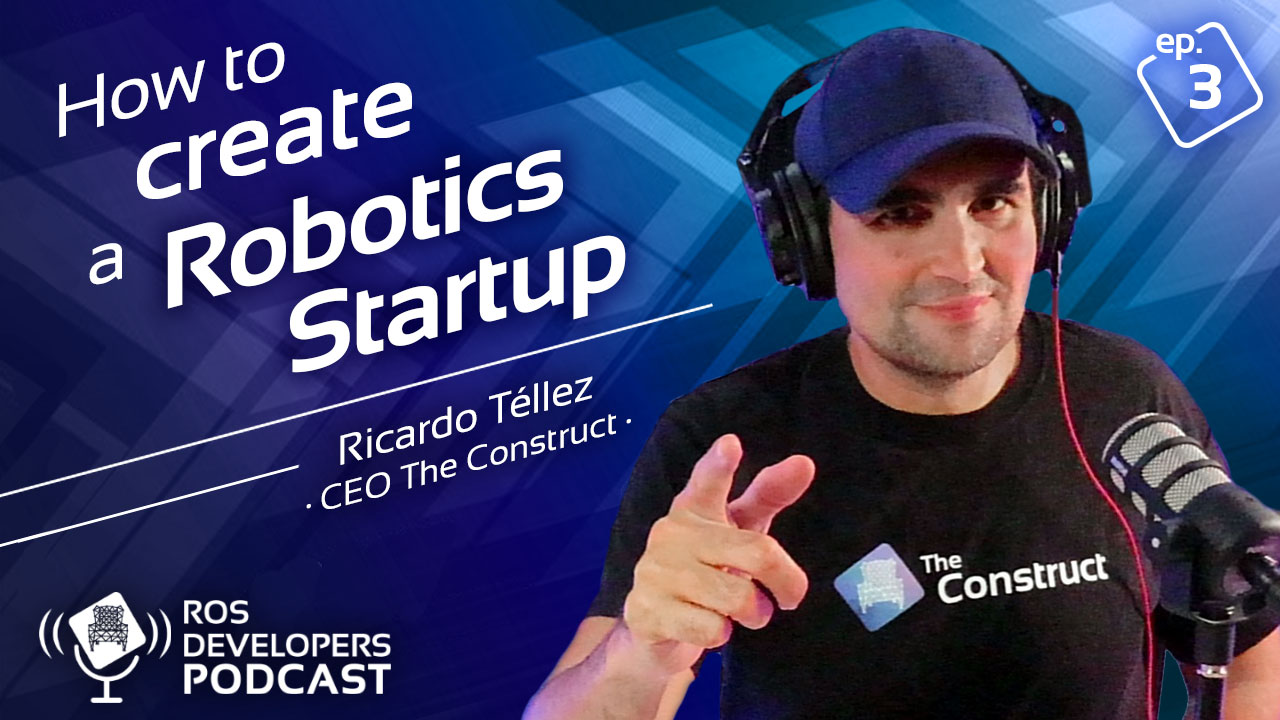 94. How to build a robotics startup: getting some money to start