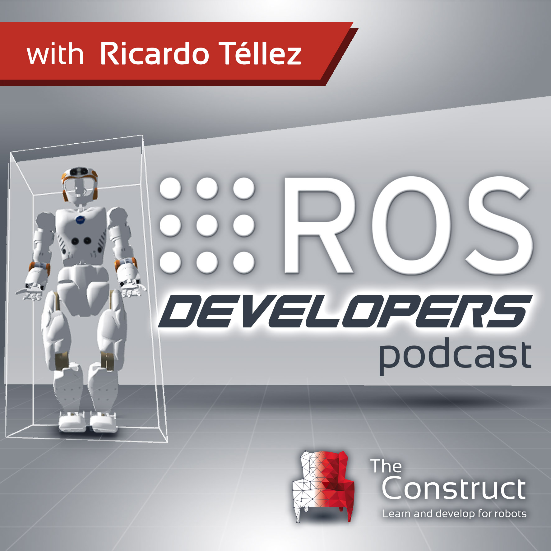 The ROS Developers Podcast